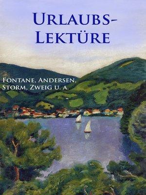cover image of Urlaubslektüre