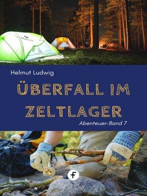 cover image of Überfall im Zeltlager