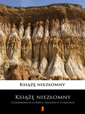 cover image of Książę niezłomny