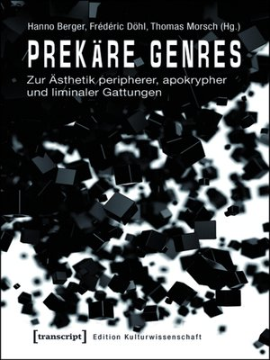 cover image of Prekäre Genres