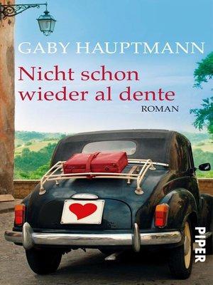 cover image of Nicht schon wieder al dente