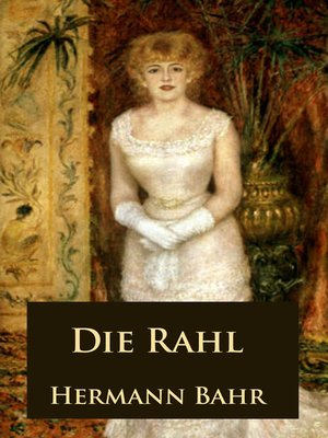 cover image of Die Rahl