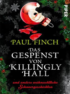 cover image of Das Gespenst von Killingly Hall