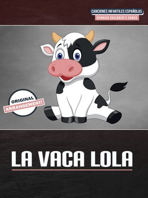 cover image of La Vaca Lola