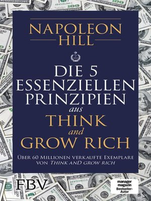 cover image of Die 5 essenziellen Prinzipien aus Think and Grow Rich