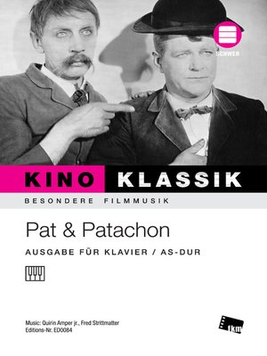 cover image of Pat und Patachon