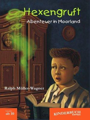 cover image of Hexengruft – Abenteuer in Moorland