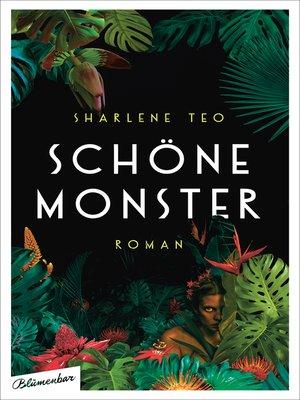 cover image of Schöne Monster