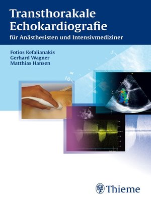 cover image of Transthorakale Echokardiografie