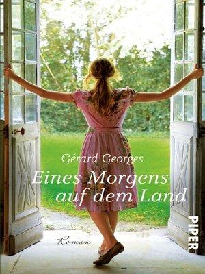 cover image of Eines Morgens auf dem Land
