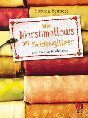 cover image of Wie Marshmallows mit Seidenglitzer