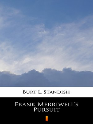 cover image of Frank Merriwell's Pursuit