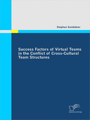 cover image of Success Factors of Virtual Teams in the Conflict of Cross-Cultural Team Structures