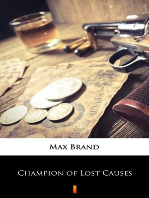 cover image of Champion of Lost Causes