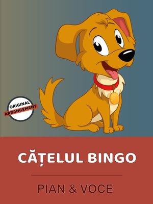 cover image of Cățelul BINGO