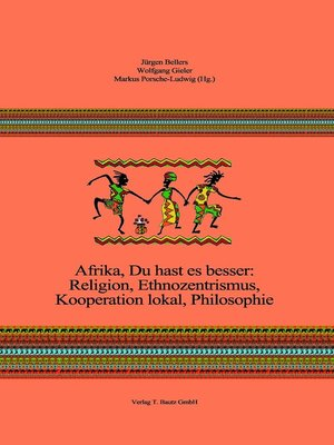 cover image of Afrika, Du hast es besser