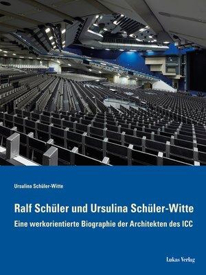 cover image of Ralf Schüler und Ursulina Schüler-Witte