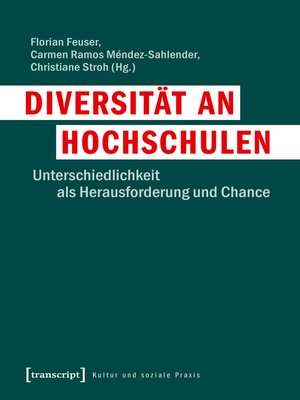 cover image of Diversität an Hochschulen