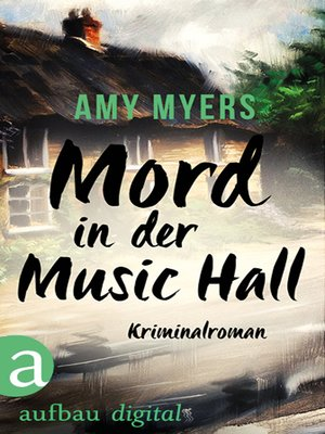 cover image of Mord in der Music Hall