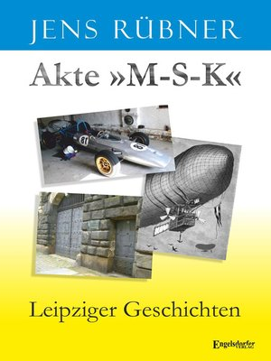 cover image of Akte »M-S-K«