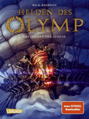 cover image of Helden des Olymp 3