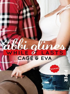 cover image of While It Lasts – Cage und Eva