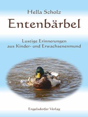 cover image of Entenbärbel