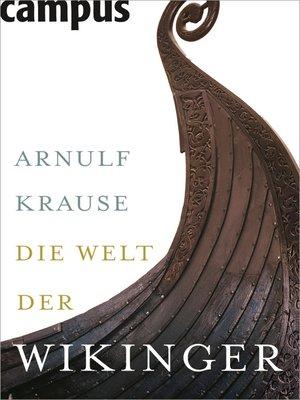 cover image of Die Welt der Wikinger