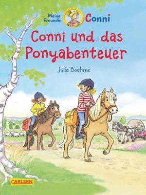 cover image of Conni-Erzählbände 27
