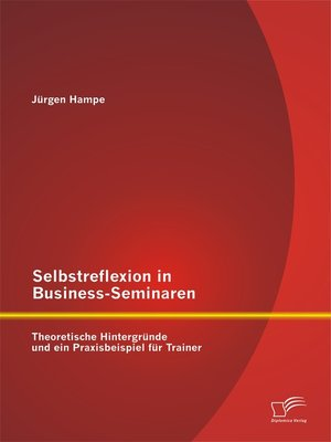 cover image of Selbstreflexion in Business-Seminaren