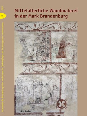 cover image of Mittelalterliche Wandmalerei in der Mark Brandenburg