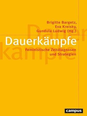 cover image of Dauerkämpfe