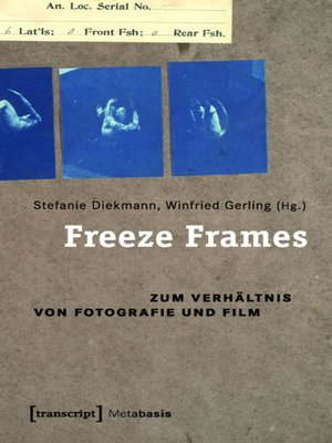 cover image of Freeze Frames