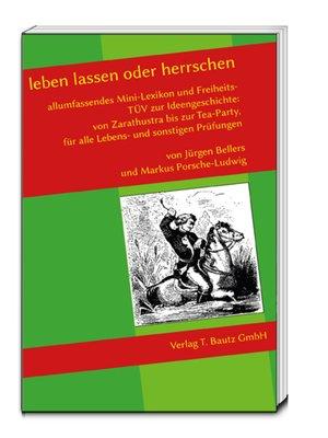 cover image of leben lassen oder herrschen