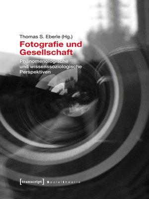 cover image of Fotografie und Gesellschaft