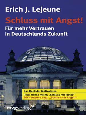 cover image of Schluss mit Angst