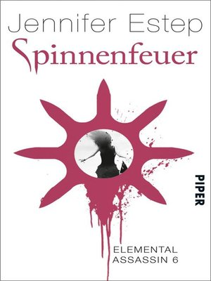 cover image of Spinnenfeuer