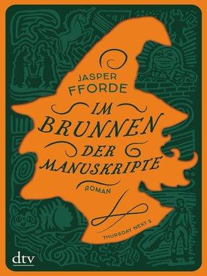 cover image of Im Brunnen der Manuskripte