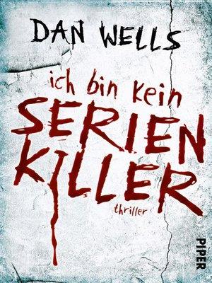 cover image of Ich bin kein Serienkiller
