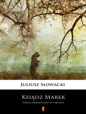 cover image of Ksiądz Marek