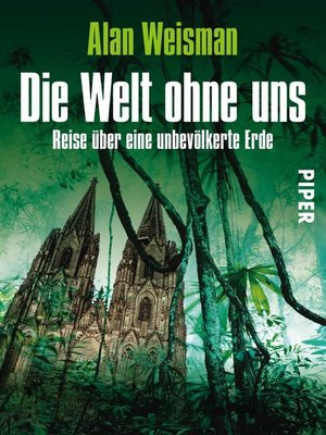 cover image of Die Welt ohne uns