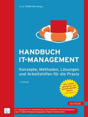 cover image of Handbuch IT-Management