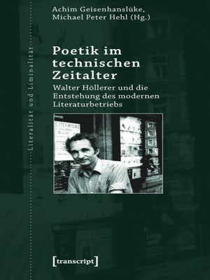cover image of Poetik im technischen Zeitalter