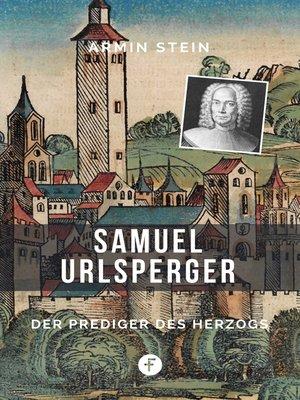 cover image of Samuel Urlsperger