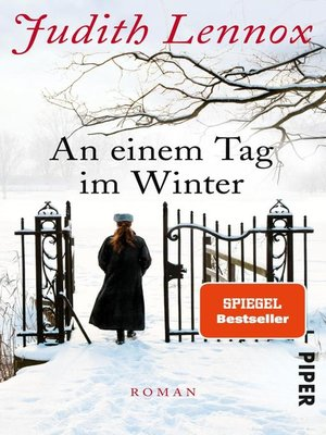 cover image of An einem Tag im Winter
