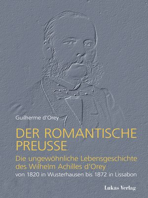 cover image of Der romantische Preuße
