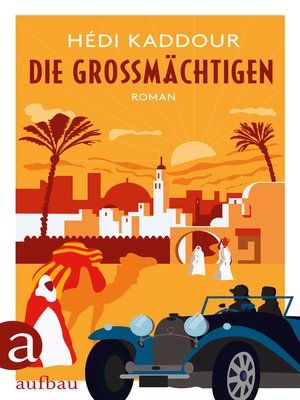 cover image of Die Großmächtigen