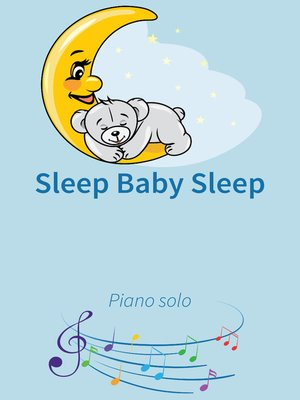 cover image of Sleep Baby Sleep