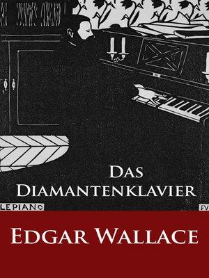 cover image of Das Diamantenklavier