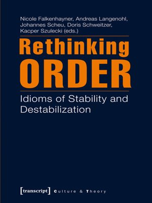 cover image of Rethinking Order